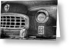 1950 Nash Statesman Greeting Card