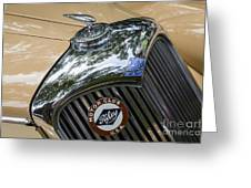 1951 Riley Greeting Card