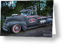 1952 Chevy Pickup Greeting Card