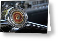 1953 50th Anniversary Ford Greeting Card