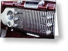1953 Buick Skylark Greeting Card