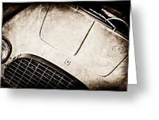 1953 Ferrari 212 Vignale Coupe -0691s Greeting Card