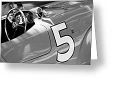 1953 Ferrari 375 Mm Spider Greeting Card