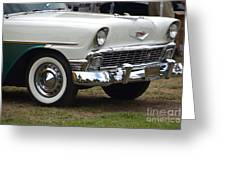 1956 Chevy Nomad  Greeting Card