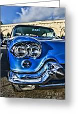 1956 Cadillac Eldorado  Greeting Card