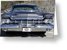 1959 Imperial Crown Coupe  Greeting Card