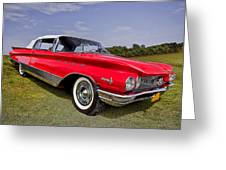 1960 Buick Electra 225 Greeting Card