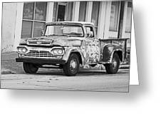 1960 Ford F-250 Greeting Card