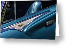 1961 Chrysler New Yorker Town And Country Greeting Card
