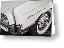1962 Oldsmobile Dynamic 88 Greeting Card