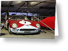 1964 Ferrari 250 Lm Greeting Card