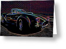 1965 Shelby Cobra - 2 Greeting Card