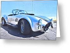 1965 Shelby Cobra - 5 Greeting Card