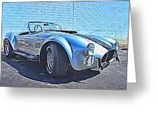 1965 Shelby Cobra- 1 Greeting Card