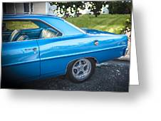 1967 Chevrolet Nova Super Sport  Greeting Card