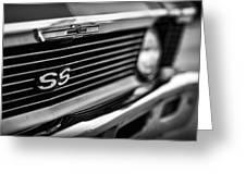 1969 Chevy Nova Ss  Greeting Card