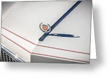 1976 Cadillac Eldorado   Greeting Card