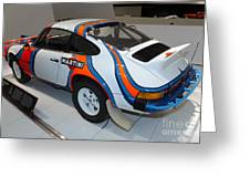 1978 Porsche 911 Sc Greeting Card
