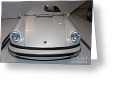1987 Porsche 911 Carrera 3.2 Speedster Studie Greeting Card