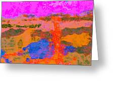0173 Abstract Thought Greeting Card
