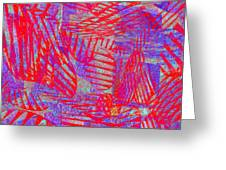 0218 Abstract Thought Greeting Card