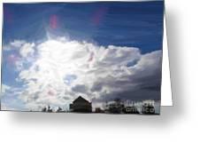 2-101 Manifestations Of Eternity Greeting Card