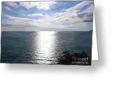 2-116 Manifestations Of Eternity Greeting Card