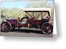 1907 Panhard Et Levassor Greeting Card by Jill Reger