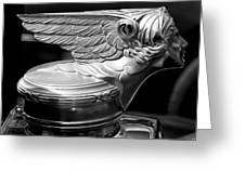 1928 Buick Model 58 Coupe Greeting Card