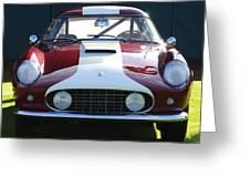 1959 Ferrari 250 Gt Lwb Berlinetta Tdf Greeting Card