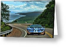 2006 Ford Gt Greeting Card