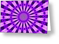 Abstract 122 Greeting Card
