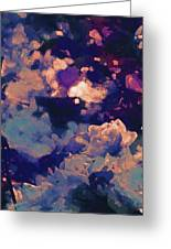 Abstract 277 Greeting Card