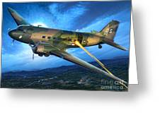 Ac-47 Spooky Greeting Card