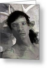 Actaeon Greek  Greeting Card