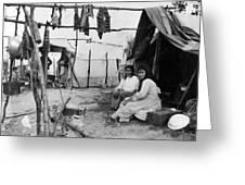 Alaska Eskimos, C1916 Greeting Card