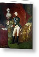 Alexander I (1777-1825) Greeting Card