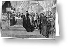 Alexander IIi (1845-1894) Greeting Card