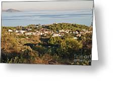 Alonissos Island Greeting Card