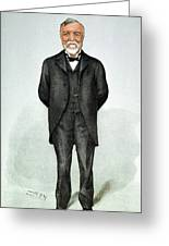Andrew Carnegie (1835-1919) Greeting Card