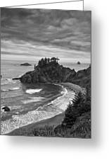 Approaching Storm Greeting Card by Andrew Soundarajan