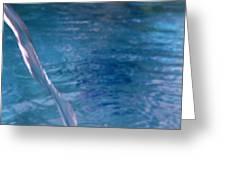Australia - Weaving Thread Of Water Greeting Card