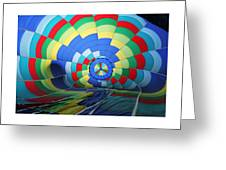 Balloon Fantasy 22 Greeting Card
