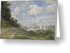 Bassin D'argenteuil Greeting Card