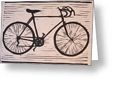 Bike 8 Greeting Card