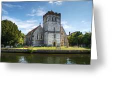 Bisham Church Greeting Card