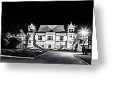 Bishops Palace Maidstone Greeting Card
