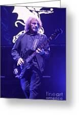 Black Sabbath Greeting Card