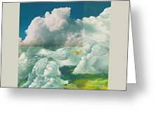 Brother In The Air Greeting Card
