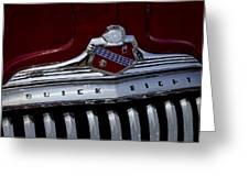 Buick 56c Super Classic Greeting Card